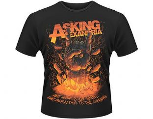 Asking Alexandria Metal Hand T-Shirt